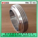 Dn32 Ss304 Stainless Steel Forging Sanitary Threaded Male Union