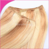 Brazilian Remy Hair Piano Color Hair Weft