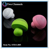 Mini Bluetooth Speaker, Heavy Bass Mushroom Speaker Red White Green (STD-L005)