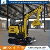 Micro Escavatore Crawler Digging Excavator Made in China