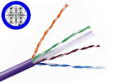 UL/CE/RoHS/ISO Approved Lszh CAT6 Cable
