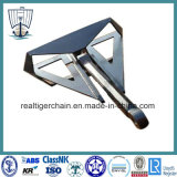 CCS Nk Lr Rina Approved Marine Welded Delta Anchor