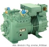 Bitzer Compressor with CE Certificate