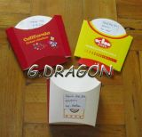 Cheep High Quality Customized French Fries Box (GD-FFB003)