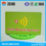 Cr80 85.5*54mm Credit Card Guard RFID Blocking Car