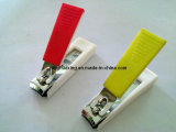 Soft Rubber Grip Nail Clipper N-6084s
