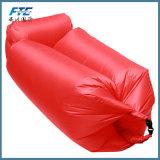 3-4 Person Lazy Lounger Air Sleeping Bag Sofa on Beach