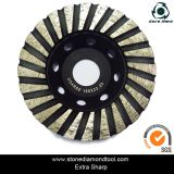 4 Inches Diamond Turbo Cup Griding Wheel