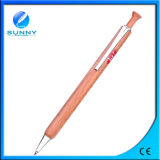 New Design Wooden Ballpoint Pen with Metal Clip