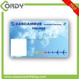 CMYK printed contactless MIFARE Classic 1k rewritable PVC RFID card