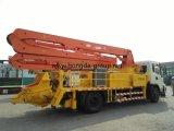 Hongda 28m Concrete Pump with Booms