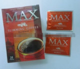 Natural Korean Ginseng Ganoderma Extract Max Slimming Coffee