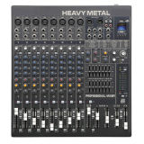 8CH Professional Audio Mixer (MIX82C)