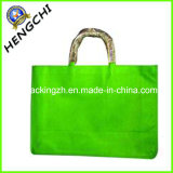 Non Woven Handle Bag with Plastic Handles