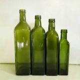 250ml 500ml 750ml 1L Green Marasca Olive Oil Glass Bottles