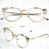 Wholesale Fashionable Full Rim Acetate Glasses Optical Frames Eyeglasses Eyewear