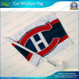 Sports Car Flag, Auto Flag, Side Window Flag (J-NF08F06011)
