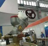 Refrigeration Ammonia Stop Valve with Y Type Use on Cold Room