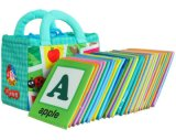Fashion Colorful Washable Baby Cloth Books