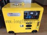 5kw 5000W Soundproof Diesel Engine Portable Generator