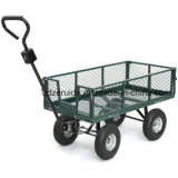 High Quality Heavy Duty Meshed Garden Cart (TC1840)