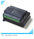 Modbus Master and Slave PLC T-921 (19DI 16DO) with Free Programming Software and OPC Server