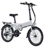Inner Battery Folding E Bicycle with En15194 Approved