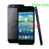 4&quot; GSM/WCDMA Dual Core Android Phone Mtk6577 Android (I5)