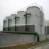 Square Type Middle Temperature Industrial Counter Flow Cooling Tower