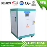 10000 Watt AC Single Phase to AC Three Phase Converter for Motor Load