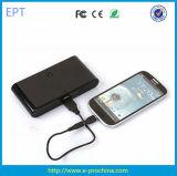 Black Color Big Capacity 10000mAh Power Bank for Mobile Phone