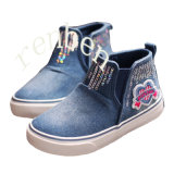 Hot Arriving Children′s Casual Canvas Shoes