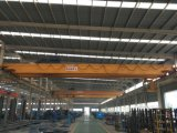 Widely Used Double Girder Overhead Crane with Electric Hoist Lifting Machinery