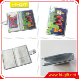 Custom Cheap Printed Plastic Card Holder (M001)