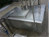 High Quality Stainless Steel Milk Receiving Tank