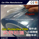Clear Film for Car Paint Protection, Car Body Protective Film, Transparency Film