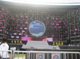 Waterproof P7.62 Stage Full Color Video LED Display Sign