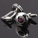 Popular Cuff Links Men Cufflinks Shirt Button (Hlk31362 (3))
