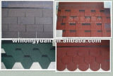 Fiberglass Colorful Style Asphalt Shingle for Roof