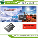 Hot Selling 64GB Micro SD Card with Free Adapter
