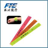 Wholesale Custom PVC Slap Bracelet Band