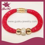Red Praying Bracelet Jewelry (2015 Gus-Fsb-030)