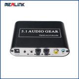 5.1 HDMI Digital Audio Decoder with Spdif/Coaxial