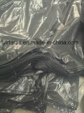Black Plastic Tarpaulin Cover, Finished PE Tarpaulin Truck Cover