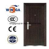 Good Price High Quality Single Doorleaf Security Steel Door (W-S-09)