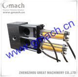 Double Slide Flat Continuous Melt Filter for Masterbatch Extrusion Machine