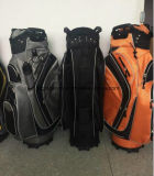 New OEM Golf Cart Bag/Caddie (Caddy) Bag From Japan Black, Gold
