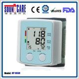 Digital Wrist Blood Pressure Monitor (BP 60AH) with ABS Case
