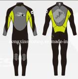 Men′s Waterproof Full Length Wetsuit for Soft Neoprene (HXL0012)