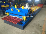 Hebei Cangzhou Roof Panel Roll Forming Machine